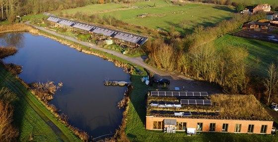 Vesnička po celý rok vyrábí udržitelnou energii a je jí dokonce víc, než sami...