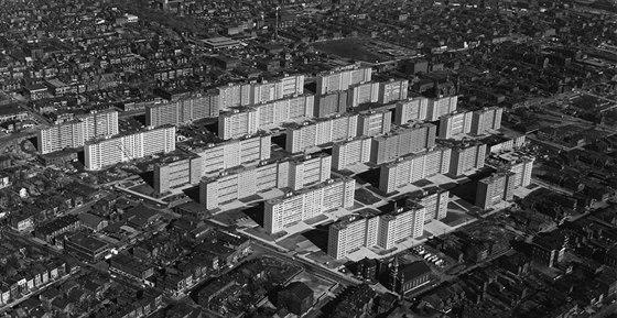 St. Louis. Pruitt-Igoe , 1954