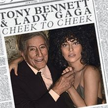 Tony Bennett & Lady Gaga: Cheek To Cheek (obal alba)