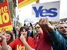Už ve čtvrtek 18. září Skotsko rozhodne o své budoucnosti. Lidé se v referendu...