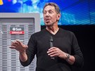 ��f po��ta�ov� firmy Oracle Larry Ellison.