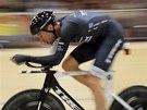 Německý cyklista Jens Voigt překonal světový rekord v hodinovce, jeho nový