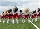 Roztleskávačky navštěvují zejména sportovní akce, cheerleading je ale také...