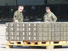 Munice pro Irák.