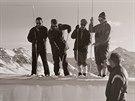 Horská služba vznikla v Krkonoších v zimě 1934 až 1935.