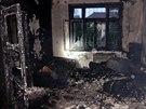 P�i po�áru bytu v brn�nské Merhautov� ulici zem�el ve �tvrtek 18. zá�í jeden...