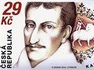 Poštovní známka věnovaná Karlu staršímu ze Žerotína