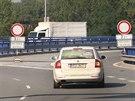 Ředitelství silnic a dálnic  na mosty dálničního přivaděče na D1 (dříve D47)...
