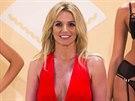 Britney Spears si coby n�vrh��ka podprsenek ��dnou neobl�kla.