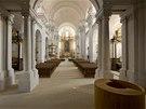 Piaristický chrám Nalezení svatého Kříže v Litomyšli po rekonstrukci