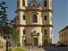 Kostel Nalezení svatého Kříže v Litomyšli se po rekonstrukci slavnostně otevře