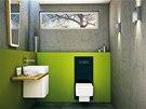 Ze sortimentu TECEprofil si můžete vybavit celou koupelnu.