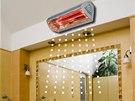 Pro malou koupelnu o velikosti do 6 až 8 m2 stačí příkon sálavého topidla 750 W.