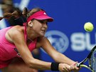 Švýcarská tenistka Belinda Bencicová.