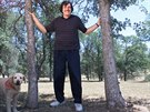 Americk� herec Richard Kiel m��il 218 centimetr�. Re�is��i jej �asto obsazovali...