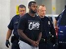 Jonathan Dwyer skončil na policii po útoku na svou ženu.