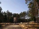 Archeologov� odkryli v Sobiboru na v�chod� Polska z�klady plynov�ch komor (18....