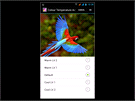 Displej smartphonu Kazam Thunder 2 5.0