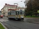 120let MHD v Ostrav� - konvoj - 11.9.2014