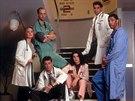Sherry Stringfieldová, Anthony Edwards, Noah Wyle, Julianna Marguliesová,...