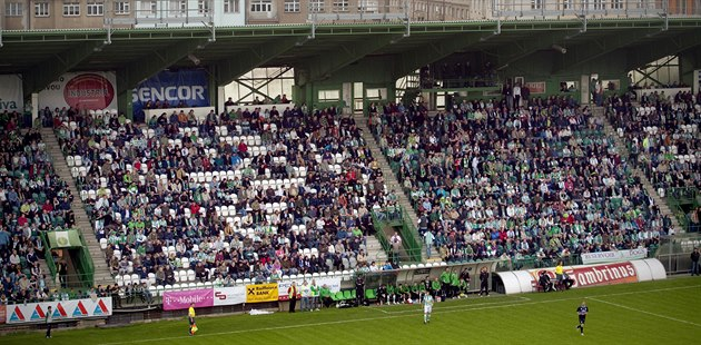 Majitel �olí�ku, kde Bohemians 1905 hraje své domácí zápasy, dal klubu výpov��...