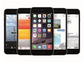 iPhone 6 Plus a iOS8