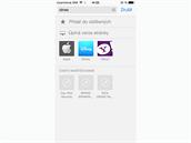 iOS 8 - v prohlížeči si lze nyní vybrat, zda chcete plné zobrazení stránky.