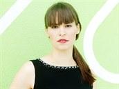 Hedvika má na sobě: šaty s aplikací, Lucia Verona