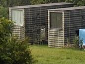 Koncept dom�, které se dají r�zn� kombinovat nebo stav�t na vý�ku i �í�ku,...