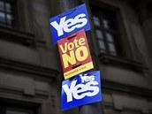 U� ve �tvrtek 18. zá�í Skotsko rozhodne o své budoucnosti. Lidé se v referendu...