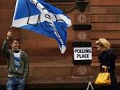 Skotsko rozhoduje o své samostatnosti (18. zá�í)