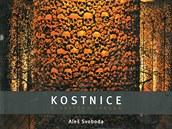 Takhle vypadá přebal nové knihy znalce brněnského podzemí Aleše Svobody...