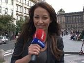 Agáta Pracha�ová hodnotí módu v ulicích