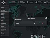"""Wikileaks v roce 2011 vydal první ze zatím čtyř """"dávek"""" Spy Files,..."""