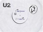 Přebal novinky Songs of Innocence od irských U2.