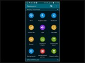 Displej smartphonu Samsung Galaxy Alpha