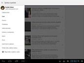 Aplikace Zprávy a počasí Google vám přehledně poskládá informace, které by vás...