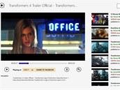 Downloader.YouTube je nejen přehledný přehrávač obsahu oblíbeného videoserveru,...