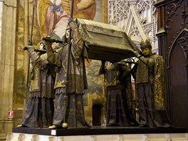 Hrobka Kryštofa Kolumba