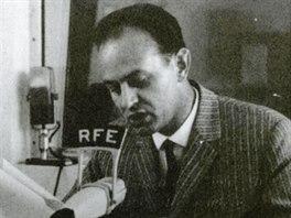 Jiří Kovtun pracoval dlouhá léta v českém vysílání Svobodné Evropy (RFE).