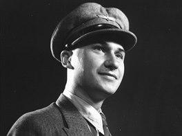 Tomáš Baťa mladší na snímku z roku 1937.
