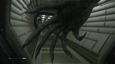 Nepoda�ený út�k p�ed vet�elcem v Alien: Isolation