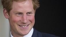Princ Harry (Londýn, 10. zá�í 2014)