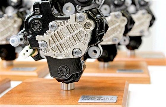 Bosch Diesel přispívá k vyšší úrovni vzdělávání a pracovní kvalifikace