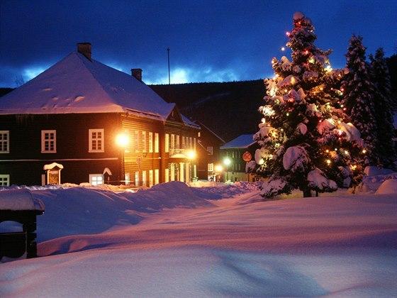 Krásný dárek k Vánocům? Silvestrovský pobyt v lázních!