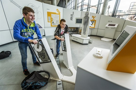 VOstravě se otevřel nový Svět techniky, unikátní science centrum vpamátkově...