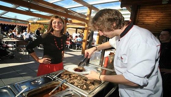 Ochutnávky regionálních specialit na Karlovském gastrofestivalu