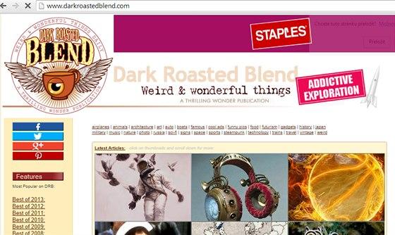 Darkroastedblend.com