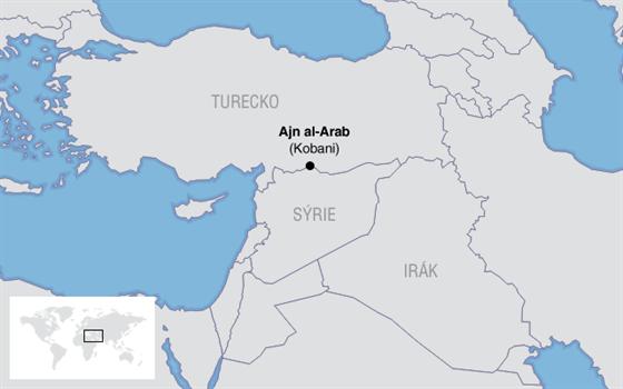 Sýrie, Ajn al-Arab