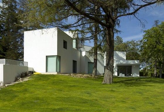Projekt: Casa Galgo, Madrid, Španělsko Architekt: Clara Matilde Moneo Feduchi...